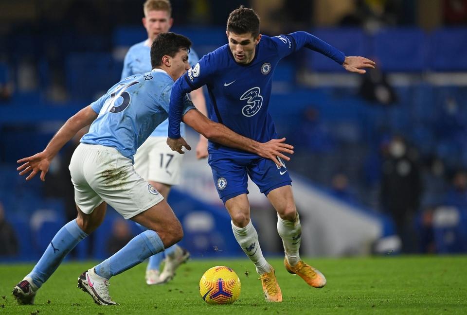 Fotbal: Manchester City - Chelsea FC