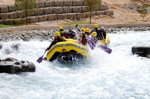 Rafting: MS 2016 Dubaj