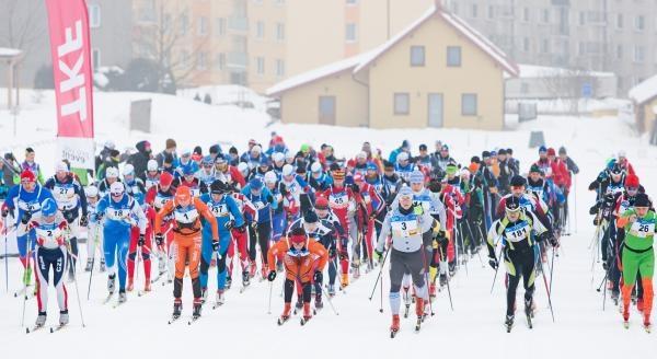 Klasické lyžování: Jilemnická 50 ZP MV ČR