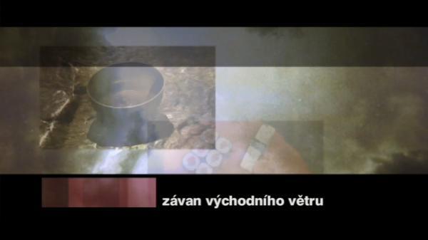 Documentary Závan východního větru