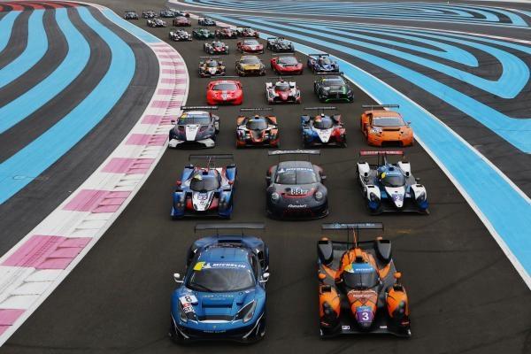 Michelin Le Mans Cup - Barcelona