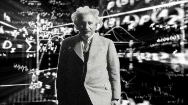 Einstein geniální