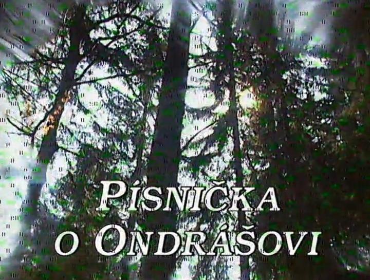 Dokument Písnička o Ondrášovi