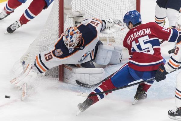 Montreal Canadiens - Edmonton Oilers