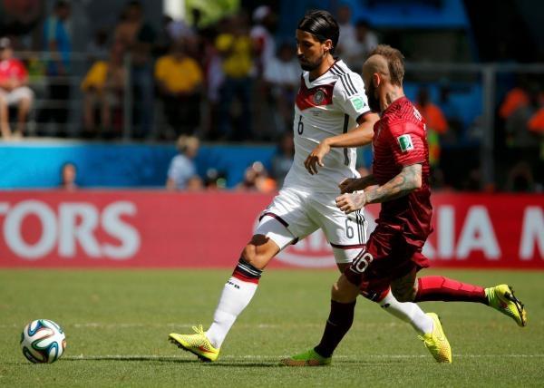 Fotbal: Portugalsko - Německo