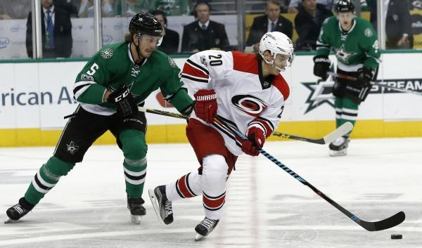 Carolina Hurricanes - Dallas Stars