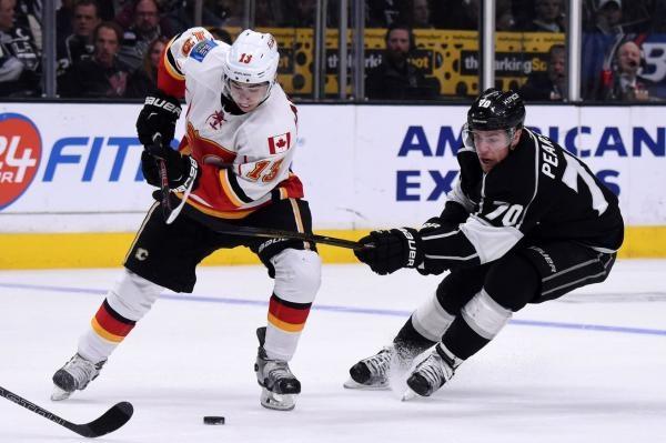 Los Angeles Kings - Calgary Flames