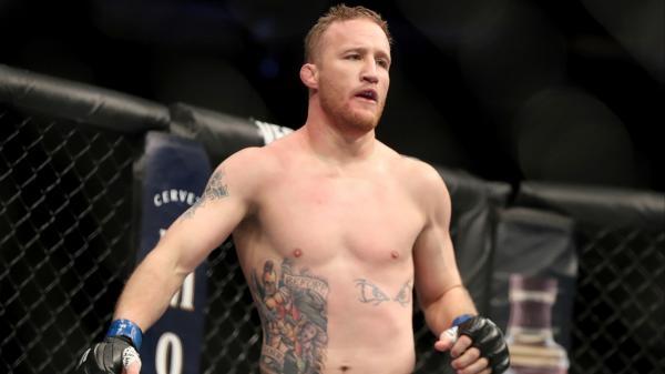 UFC: Justin Gaethje