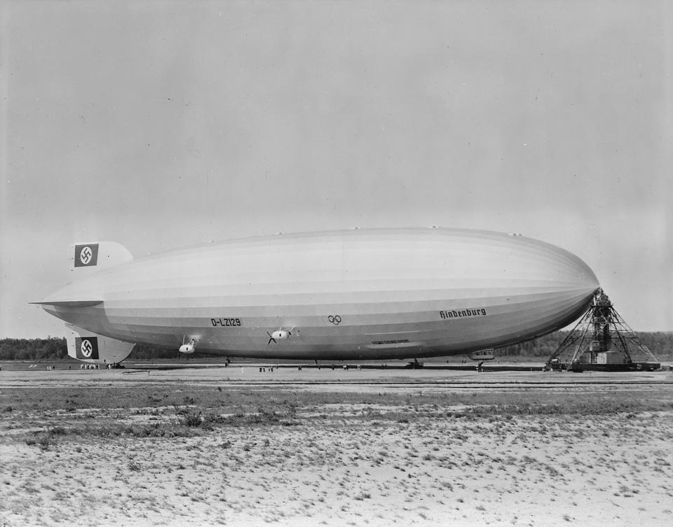 Dokument Luxus jménem Hindenburg
