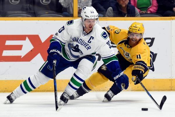 Vancouver Canucks - Nashville Predators