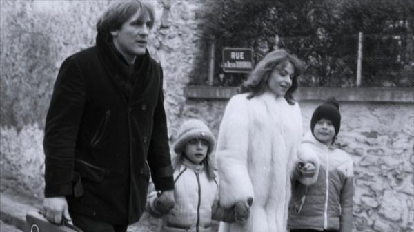 Dokument Gérard Depardieu - čas her a malin nezralých