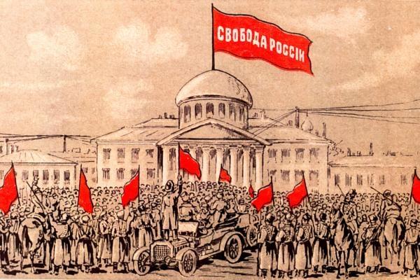 Dokument 1917: Jak se dělá revoluce