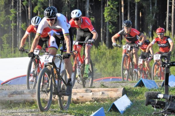 Horská kola: SP 2020 Nové Město na Moravě