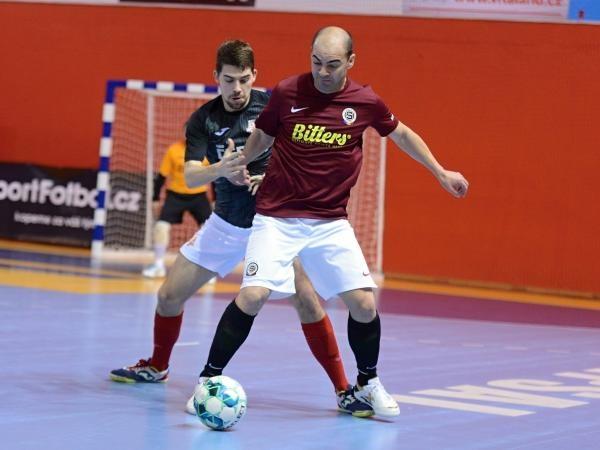 Futsal: Svarog FC Teplice - AC Sparta Praha