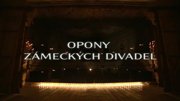 Malované opony českých divadel