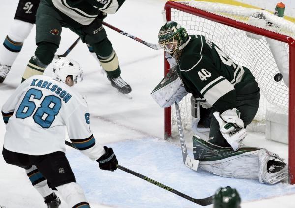 San Jose Sharks - Minnesota Wild