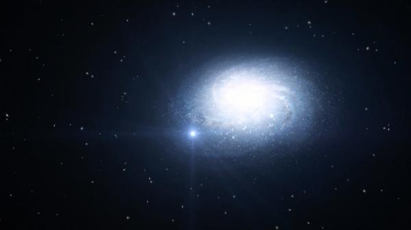 Dokument Cesty kosmem: Zrod černé díry