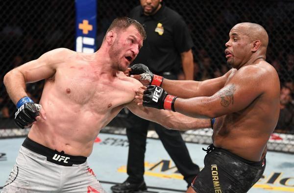 UFC: Stipe Miocic