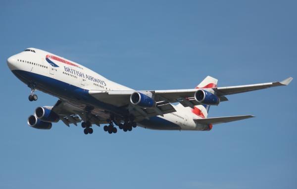 Královna oblohy! Boeing 747!