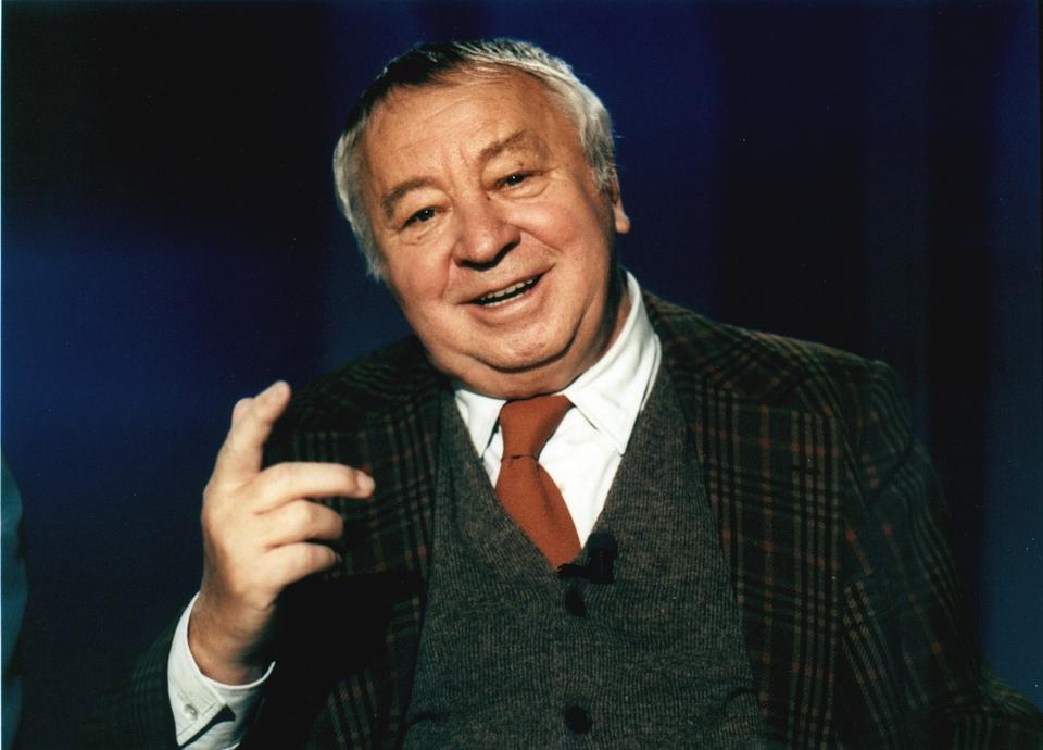 Dokument Miroslav Horníček: Humor není žádná sranda