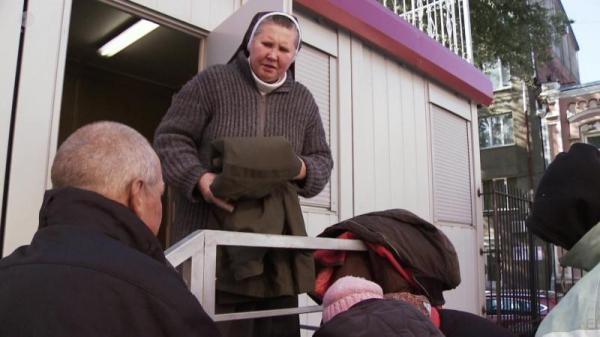 Ukrajina: Skutky apoštolů