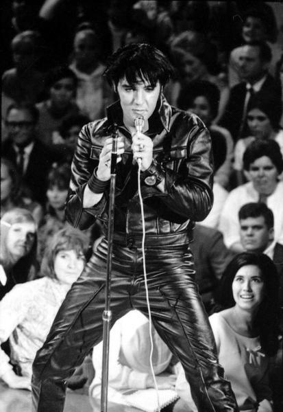 Dokument Elvis Presley!