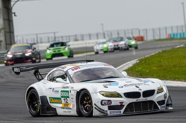 FIA CEZ - závody na okruzích