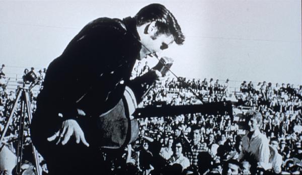 Slavná alba: Elvis Presley - Elvis Presley