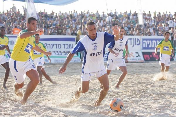 Plážový fotbal: Portugalsko - Itálie