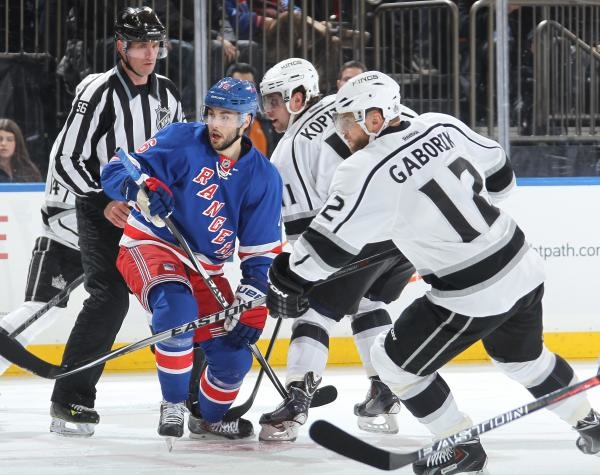 New York Rangers - Los Angeles Kings
