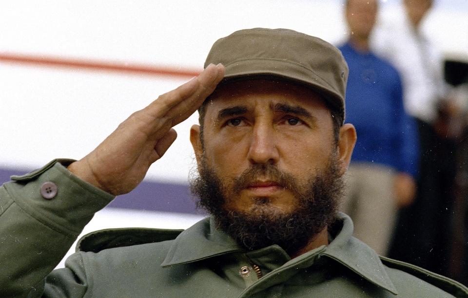 Dokument Fidel Castro očima filmařů