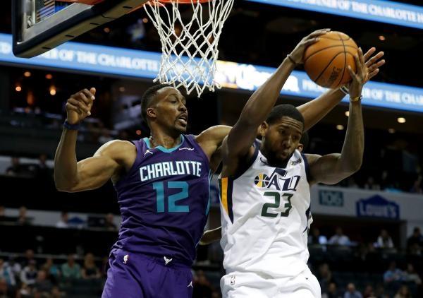 Charlotte Hornets - Utah Jazz