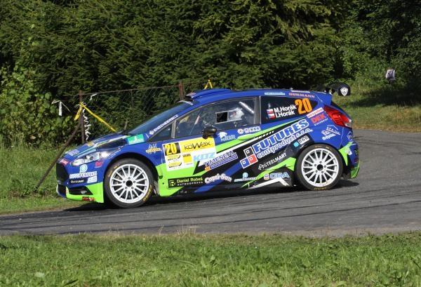 Svět motorů: Futures Contproduct Rally Morava