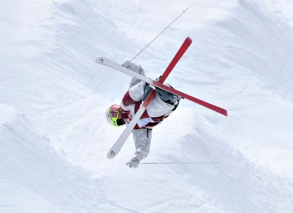 Akrobatické lyžování: SP Česko