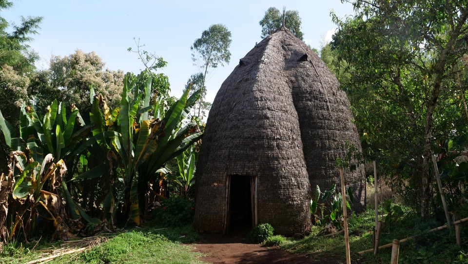 Dokument Na cestě po etiopském jižním riftu