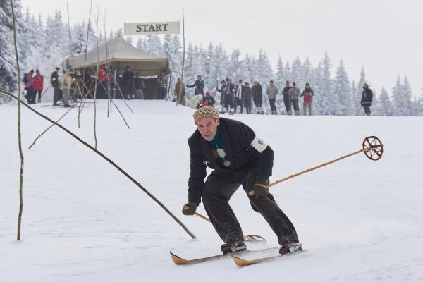 Sport v regionech: M ČR v historickém lyžování, Mosty u Jablunkova