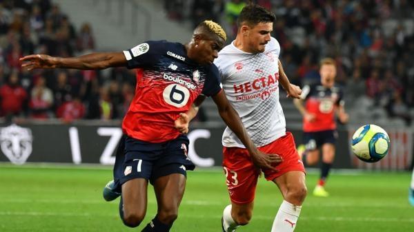 Nîmes Olympique - Olympique Lyon