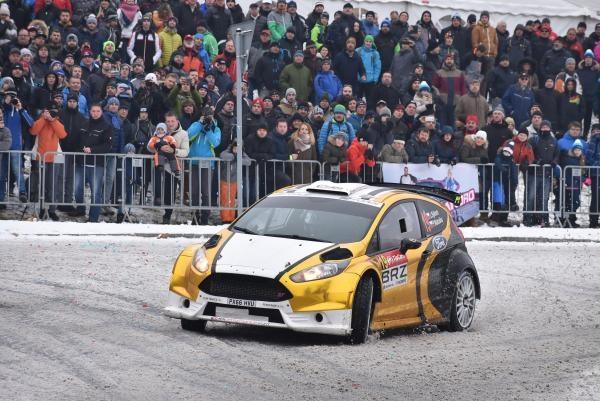 XXV. TipCars Pražský Rallysprint