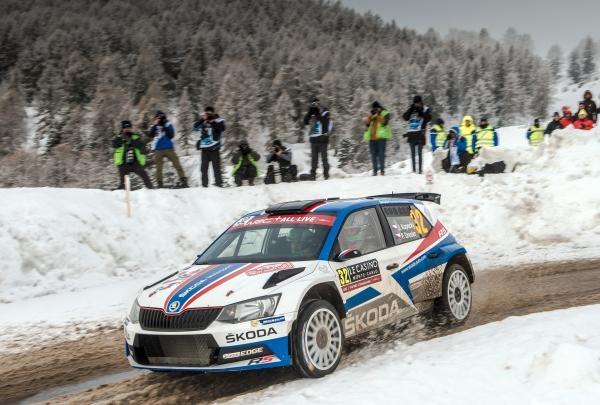 Motorismus: Rally Monte Carlo