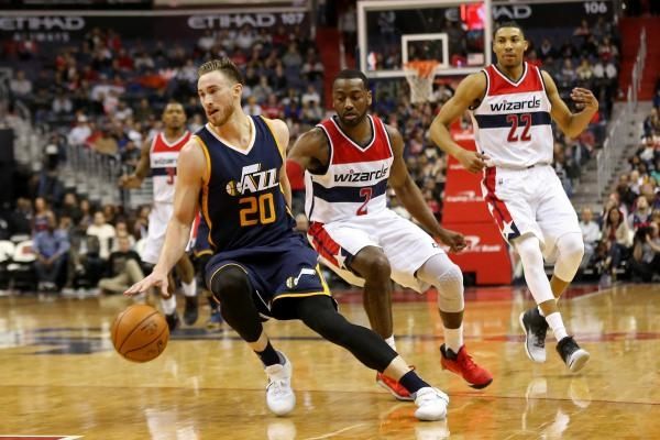 Washington Wizards - Utah Jazz