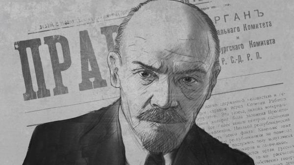 Dokument Lenin: Cesta k moci