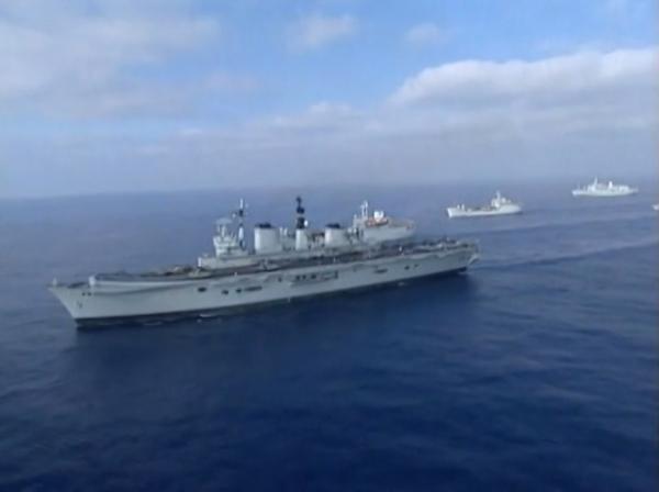 Dokument Námořní válka: Klíč ke světové nadvládě