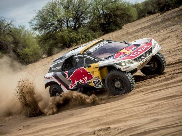 Svět motorů: Barth Racing na Dakaru