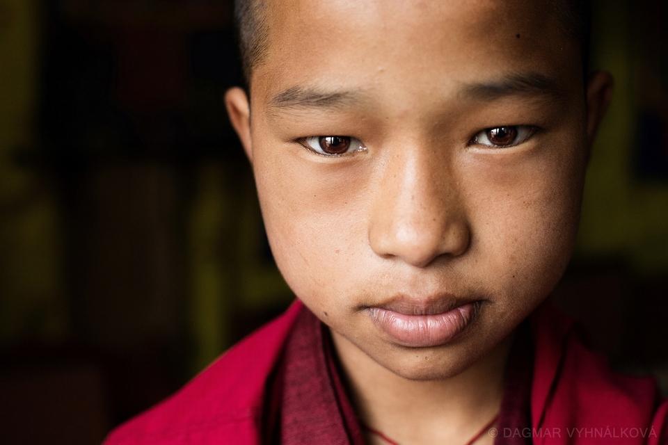 Dokument Malý mnich