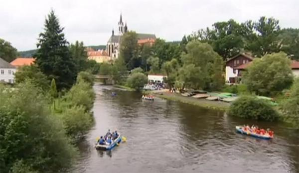 Dokument Konec vodáctví v Česku