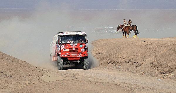 Motorismus: Dakar 2013