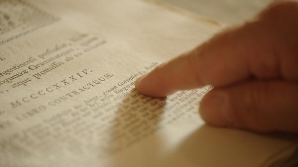 Dokument Zrod knihtisku