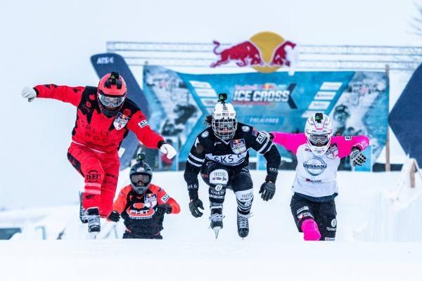 ATSX 500 women's winning run - Mont du Lac
