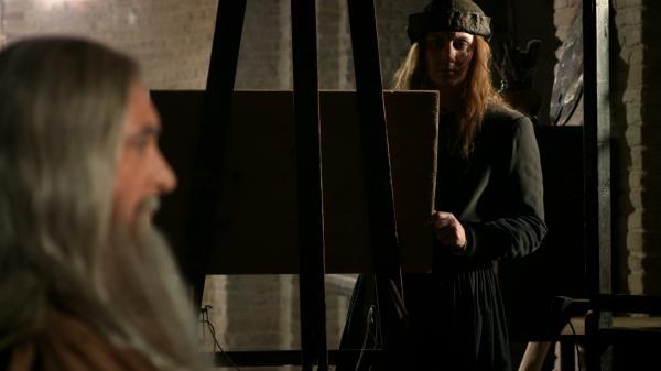 Leonardo za kulisami dějin