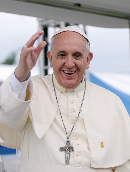Pápež František - Vlastnými slovami
